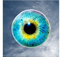 Eye in Space Photographic Print