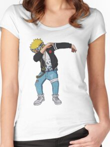 DabLuffy Women's Fitted Scoop T-Shirt