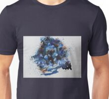 Abstract male figure Unisex T-Shirt