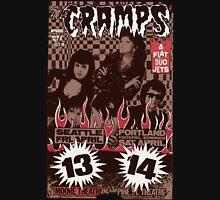 The Cramps (Seattle & Portland shows) Vintage Unisex T-Shirt
