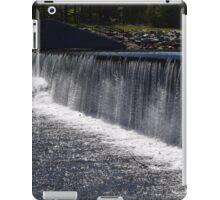 Curtain Of Water iPad Case/Skin