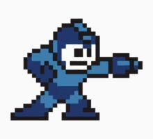 Megaman by stixcreatur