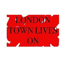 london town Photographic Print