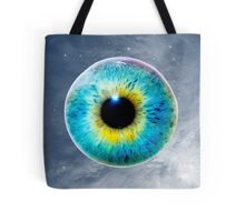 Eye in Space Tote Bag