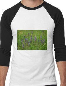 Vivid Men's Baseball ¾ T-Shirt