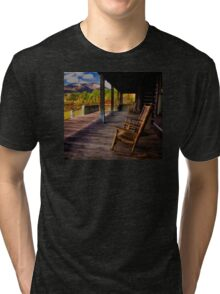 Relax and Enjoy the View Tri-blend T-Shirt