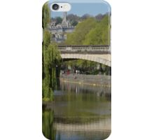 Lazy Day River Avon iPhone Case/Skin