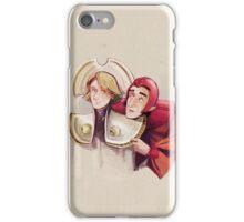Romana and Brax iPhone Case/Skin