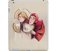 Romana and Brax iPad Case/Skin
