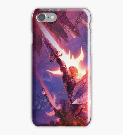 FFXIV A Realm Awoken iPhone Case/Skin