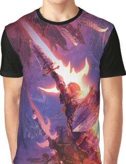 FFXIV A Realm Awoken Graphic T-Shirt