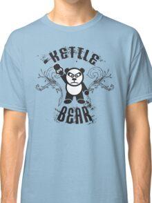 KettleBear (Panda Bear Kettlebell) Classic T-Shirt