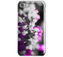 White/Pink IV iPhone Case/Skin