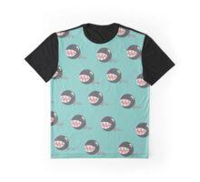 Chain Chomp  Graphic T-Shirt