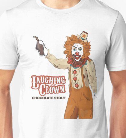 Laughing Clown Chocolate Stout T-Shirt