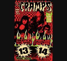 The Cramps (Seattle & Portland shows) Vintage 2 Unisex T-Shirt