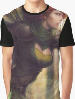 windrunner Graphic T-Shirt