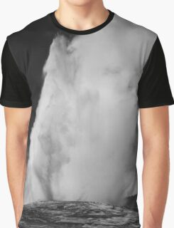 Ansel Adams - Old Faithful Graphic T-Shirt