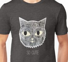 So Cute Kitten Unisex T-Shirt