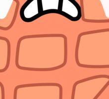 Crying Breakfast Friends! Steven Universe - Eggo Sticker