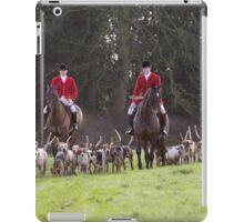 Chelsworth Hunt iPad Case/Skin