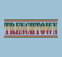 Trenchtown Reggae One Piece - Short Sleeve