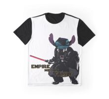 Stitch Wars Graphic T-Shirt