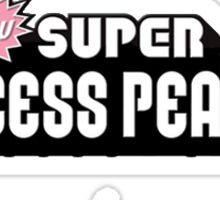 Super Princess Peach  Sticker