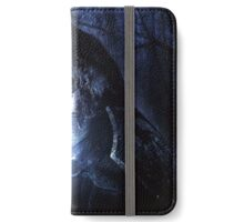 warrior iPhone Wallet/Case/Skin