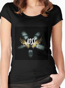 Joss Whedon Women's Fitted Scoop T-Shirt