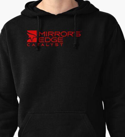 Mirror's Edge - Logo  Pullover Hoodie
