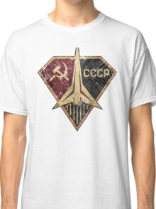 CCCP Rocket Hero Classic T-Shirt