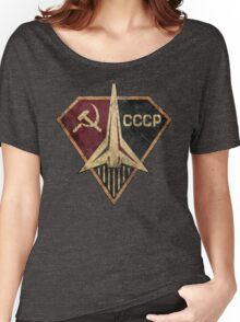 CCCP Rocket Hero Women's Relaxed Fit T-Shirt