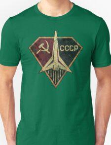 CCCP Rocket Hero Unisex T-Shirt