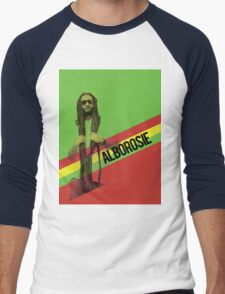 Alborosie Men's Baseball ¾ T-Shirt