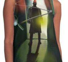 The Inspector is in. Contrast Tank
