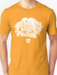 The Sun is Half Full Unisex T-Shirt