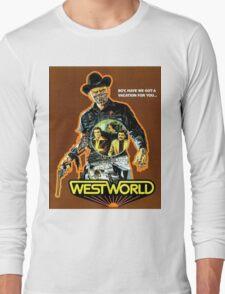 West World Long Sleeve T-Shirt