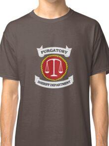 Wynonna Earp - Purgatory Sheriff Department Logo Classic T-Shirt