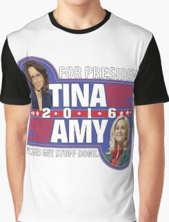 Election 2016 Graphic T-Shirt