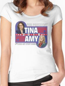 Election 2016 Women's Fitted Scoop T-Shirt