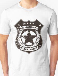 Wynonna Earp- Black Badge Devision Unisex T-Shirt