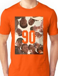Deff-Soul 90's Print Unisex T-Shirt