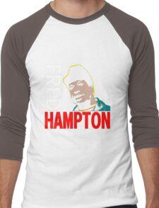 FRED HAMPTON Men's Baseball ¾ T-Shirt