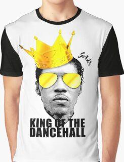 KOTD #FREEWORLBOSS - BLACK Graphic T-Shirt