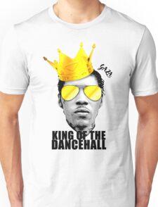 KOTD #FREEWORLBOSS - BLACK Unisex T-Shirt
