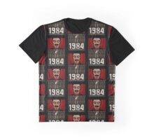 1984 poster Graphic T-Shirt