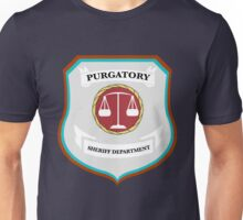 Purgatory Sheriff Department Unisex T-Shirt