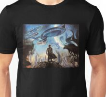 Into Darkness Unisex T-Shirt