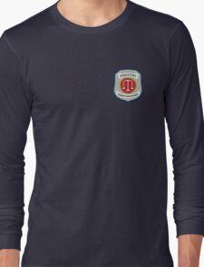 Wynonna Earp - Purgatory Sheriff Department Patch Long Sleeve T-Shirt